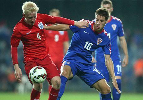 Report: Croatia U21 1-2 England U21