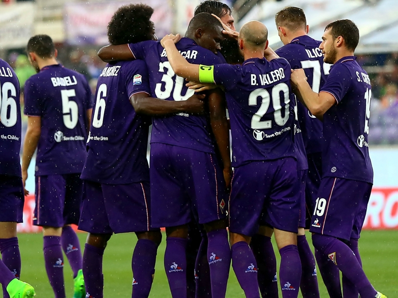 Le coup d'envoi de Sampdoria-Fiorentina retardé de 20 minutes