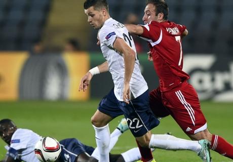 Report: Armenia 0-3 France