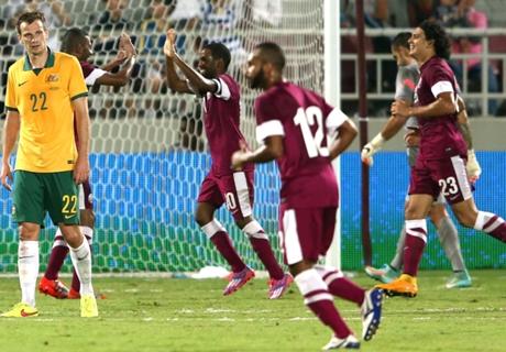 Match Report: Qatar 0-1 Australia