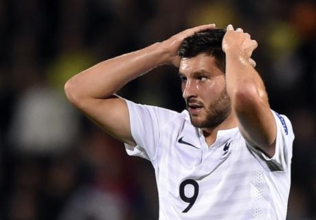 Armenia 0-3 France: Gignac ends drought