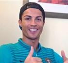 Ronaldo passes 100m Likes