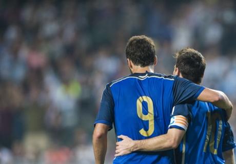 Alemania sigue arriba de Argentina