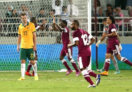 Qatar 1-0 Australia: Socceroos slump