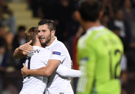 Gignac thrilled to end France drought