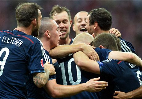 Player Ratings: Poland 2-2 Scotland