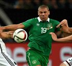 Gallery: Pictures from Ireland's draw against Germany