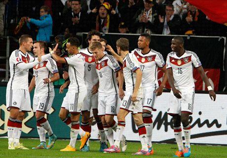 Previa amistoso: Alemania - Australia