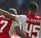 Neres en Kluivert plaag voor Feyenoord-defensie