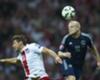 Poland 2-2 Scotland: Milik rescues draw for hosts
