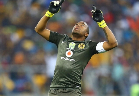 Khune: I wanted Senzo to replace me