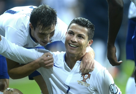 Santos: No words to describe CR7
