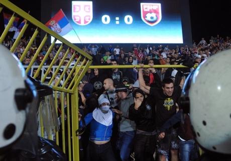 UEFA estudiará los incidentes