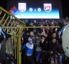 Nach Krawallen: Punkt- abzug für Serbien