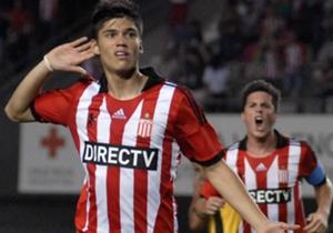 Joaquin Correa, la promesa de Estudiantes, se fue a Sampdoria por € 8 millones.