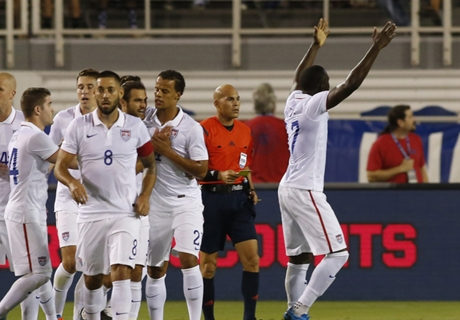 Match Report: USA 1-1 Honduras