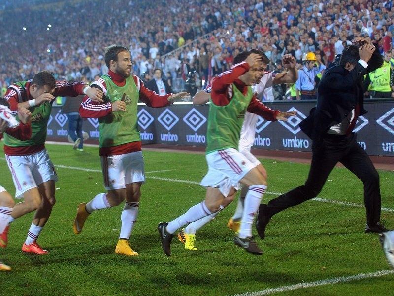 Ultime Notizie: Ecco la decisione dell'UEFA per gli incidenti di Belgrado: 3-0 a favore della Serbia! Ma punti tolti...