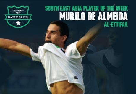 SEA Player of the Week: Murilo De Almeida