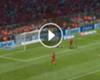 VÍDEO: Un doloroso golpe en la cara con la rodilla