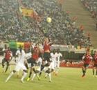 الكاف يعلن عن حكم مباراة مصر والسنغال