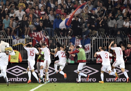Serbia handed 3-0 win, docked 3 points
