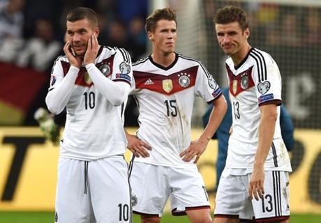 Germany are unlucky - Podolski