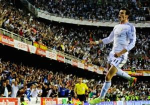 16 de abril de 2014 | Copa del Rey | Gareth Bale fue el héroe del Real Madrid en Mestalla con un gol para la historia