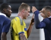 The salute of a moron: Kurzawa must grow up fast after Sweden humiliation