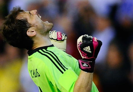 Casillas on shortlist for FIFPro World XI