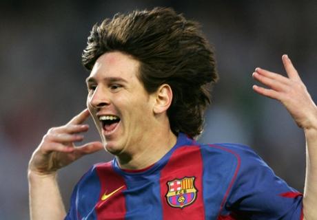Messi, 10 ans après jour pour jour