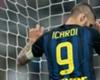 Inter Kalah, Icardi Minta Maaf