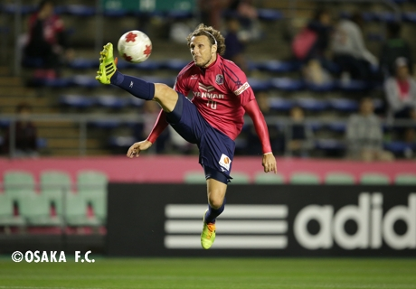 Report: Cerezo Osaka 0-1 JEF United