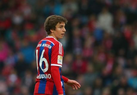 Gaudino signe son premier contrat pro