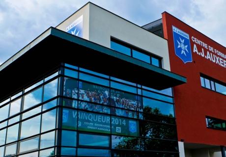 REPORTAGE - Une journée au centre de formation de l'AJ Auxerre