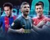 Neymar, Robert Lewandowski, Ever Banega - Siapa Pemain Terbaik Eropa Maret?