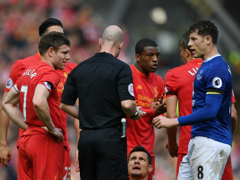 'They were out to injure us' - Liverpool midfielder Wijnaldum slams Everton over physical derby approach