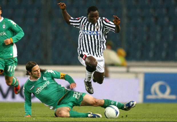 African Nations Cup: Ghana & Udinese's Kwadwo Asamoah Remains Focused Despite Chelsea & Arsenal Rumours