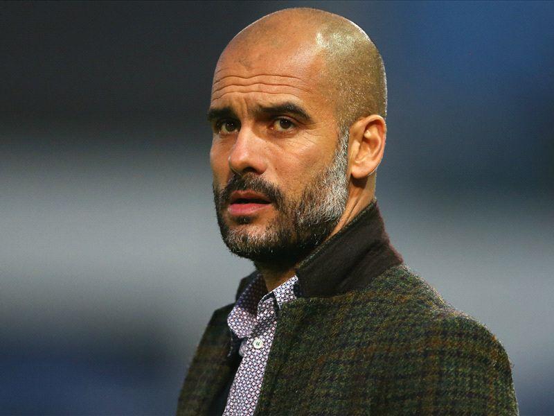 Guardiola's Man City unveiling: Five topics Pep could address