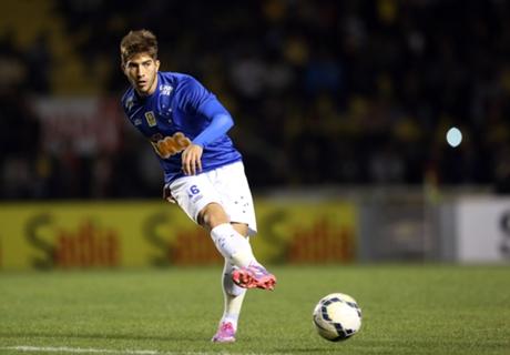 Cruzeiro's Silva keen on Real move
