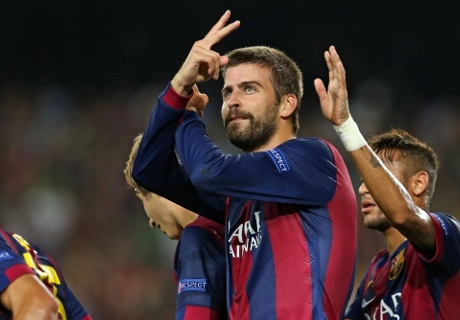 Transfer Talk: United want Pique