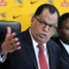 Safa president Danny Jordaan is set to find a solution with Caf boss Issa Hayatou