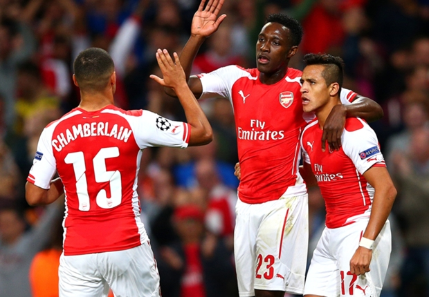 Arsenal 3-0 Burnley : Arsenal puissance 3