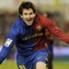 17. Messi matou no peito e finalizou bonito em partida contra o Racing (1º de Fevereiro de 2009)