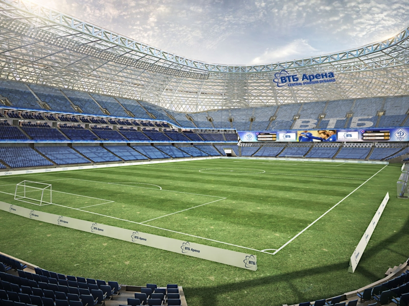 Dynamo Moscow in talks with Arsenal over historic stadium inauguration game