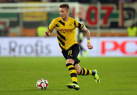 Reus fit to face Paderborn