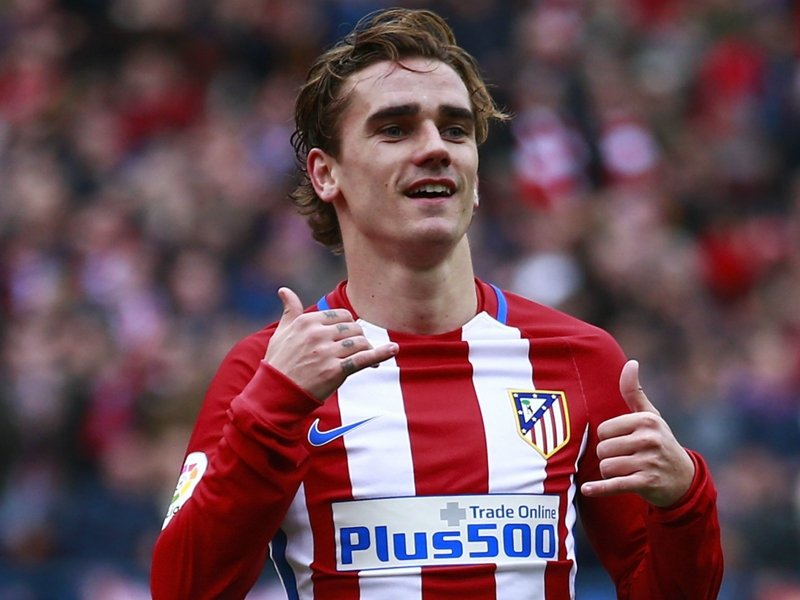 Manchester United target Griezmann: I'd only leave Atletico to play for Knicks!