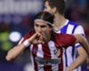 Filipe Luis on the attack
