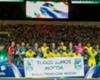 Chapecoense 2 Atletico Nacional 1: Emotional win for tragedy-hit hosts
