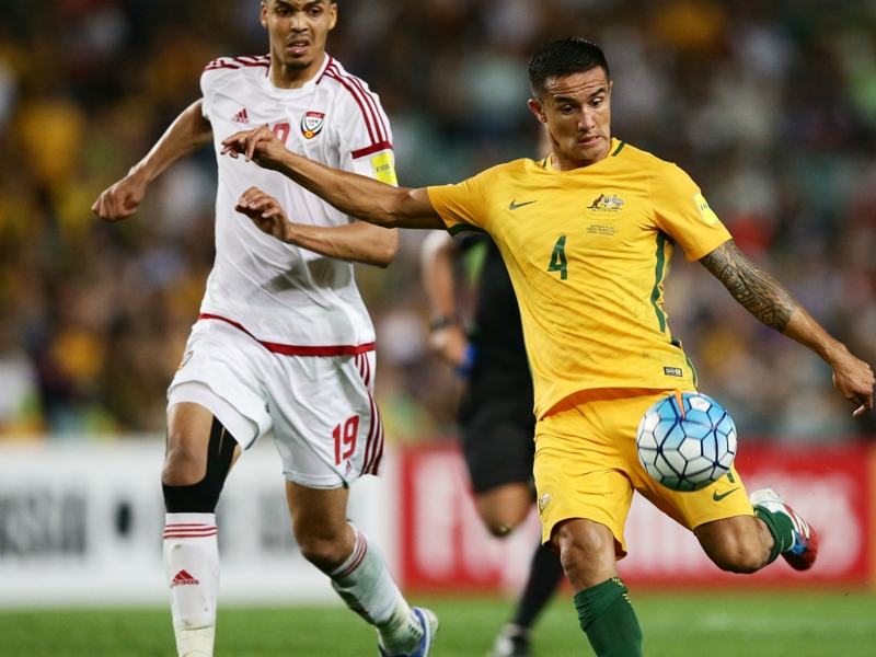 'I'm always confident' - Cahill backs Postecoglou to secure World Cup berth