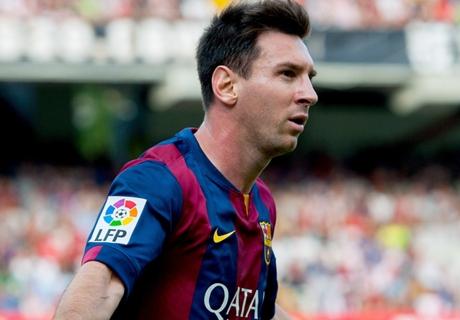 La Liga: Messi jagt Uralt-Rekord